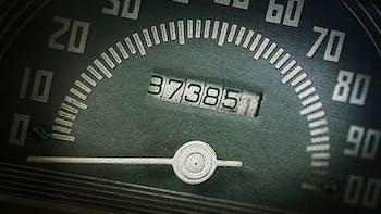 old odometer