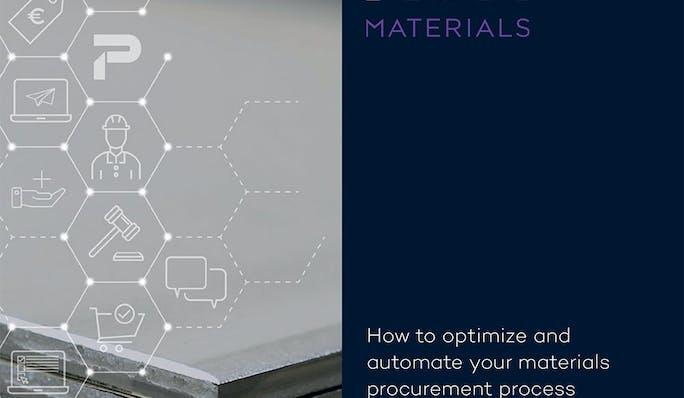 XOM Materials | White paper| XOM eShop | Optimize and automate your materials procurement process