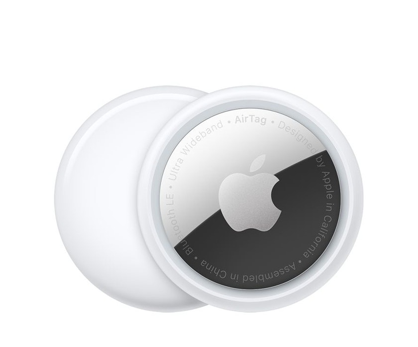 Apple AirTag tracker device