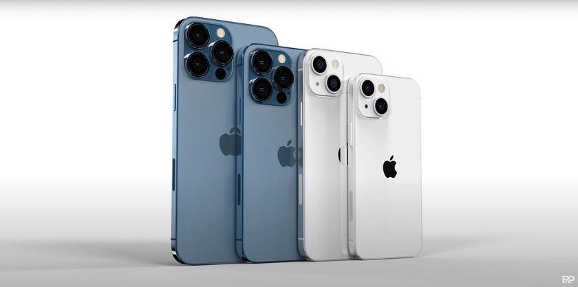 2021 iPhone Lineup (iPhone 13/12S Series)
