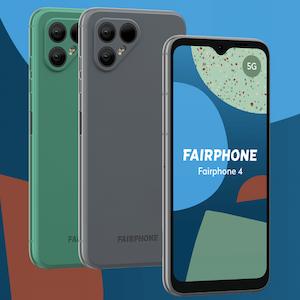 Fairphone 4 mobile phone