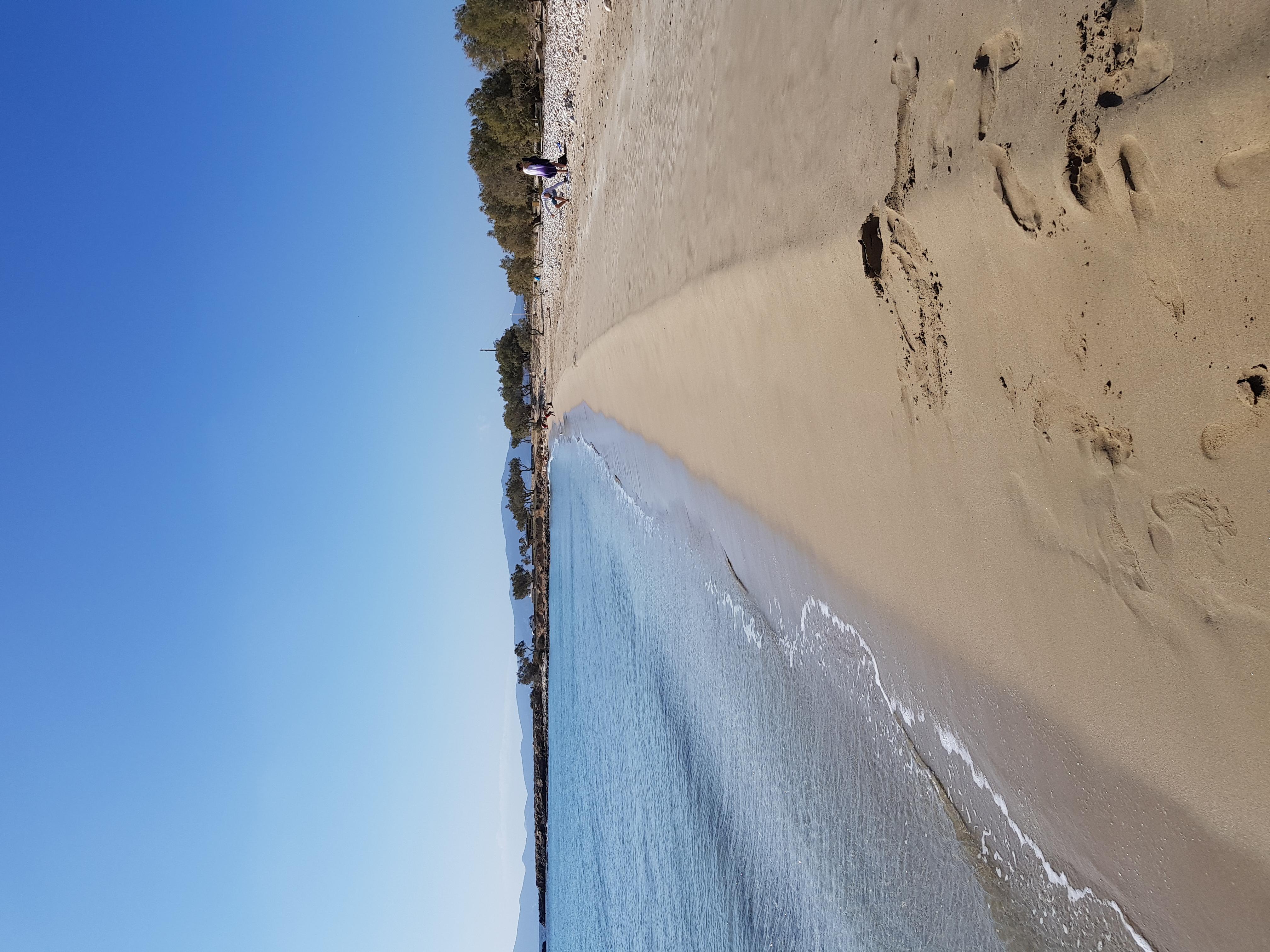 Piso Aliki beach