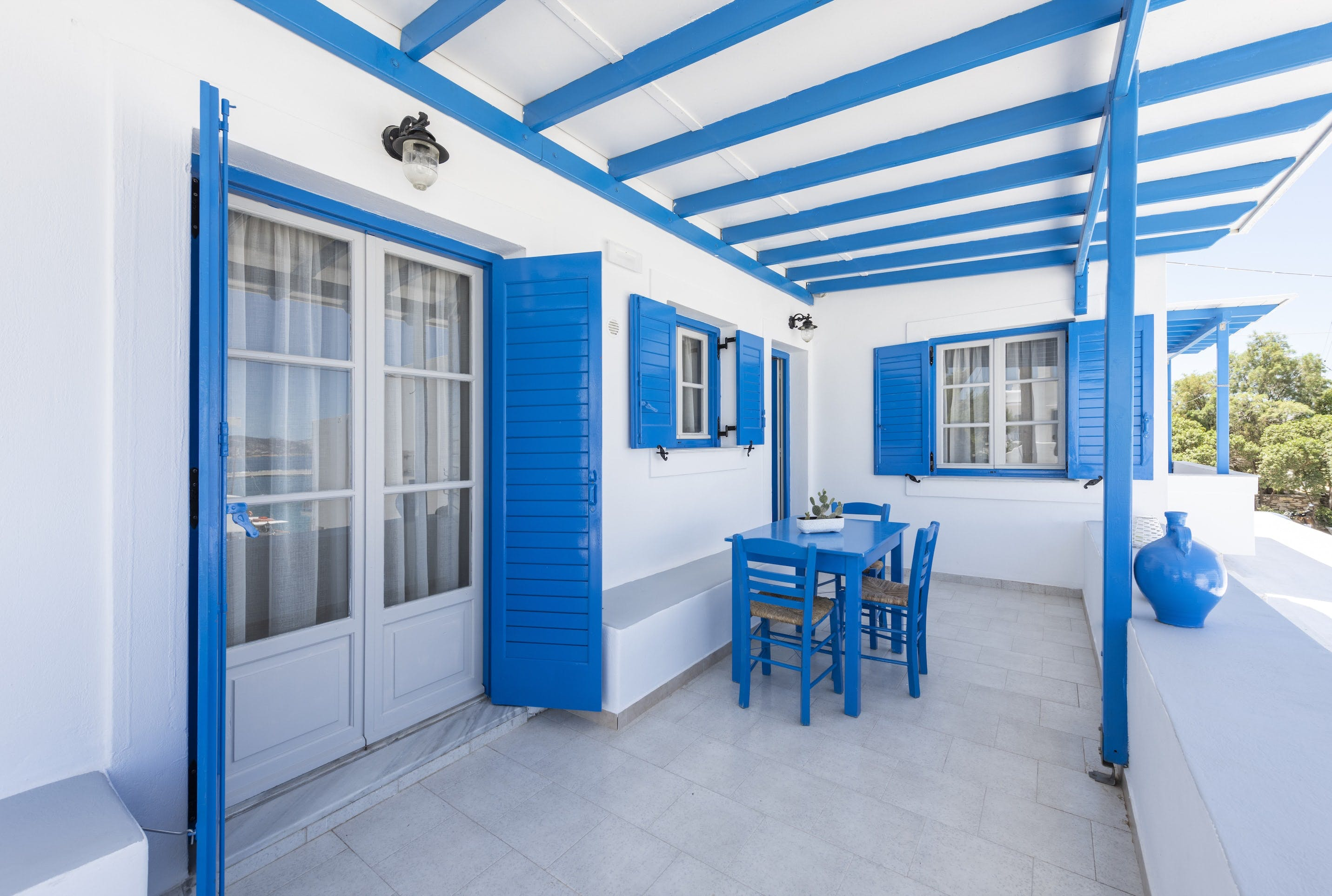 Two Bedroom with seaview balcony