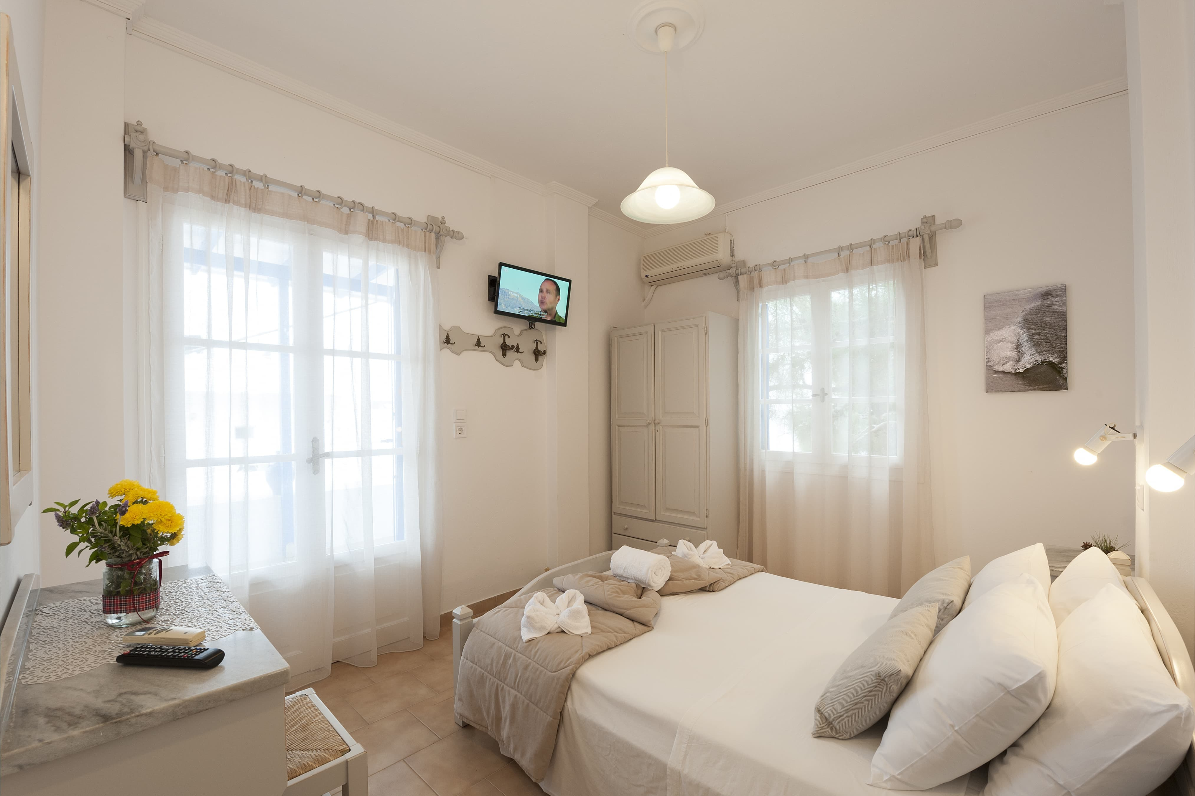 Two Bedroom with seaview bedroom 1