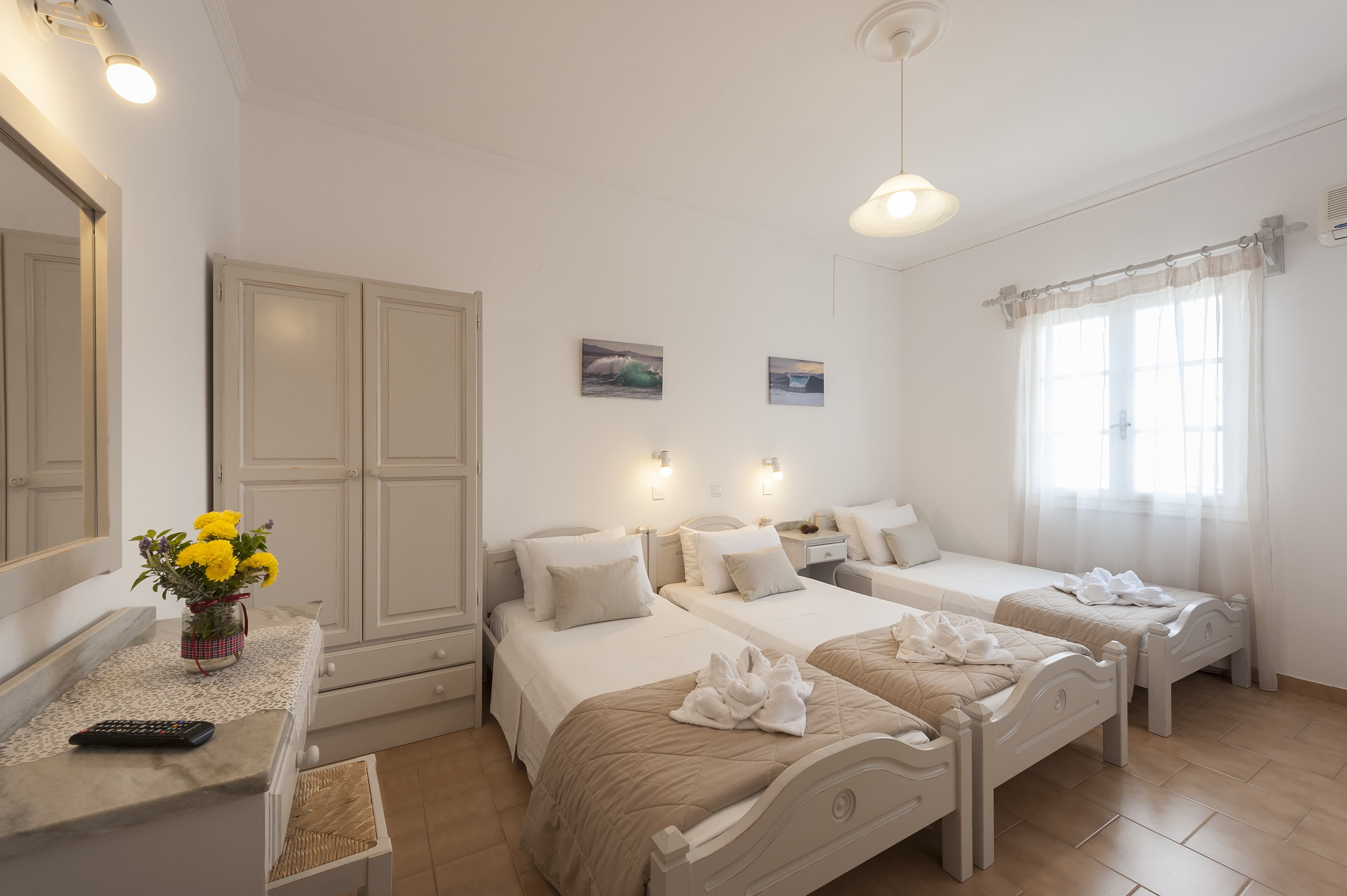 Two Bedroom with seaview bedroom 2
