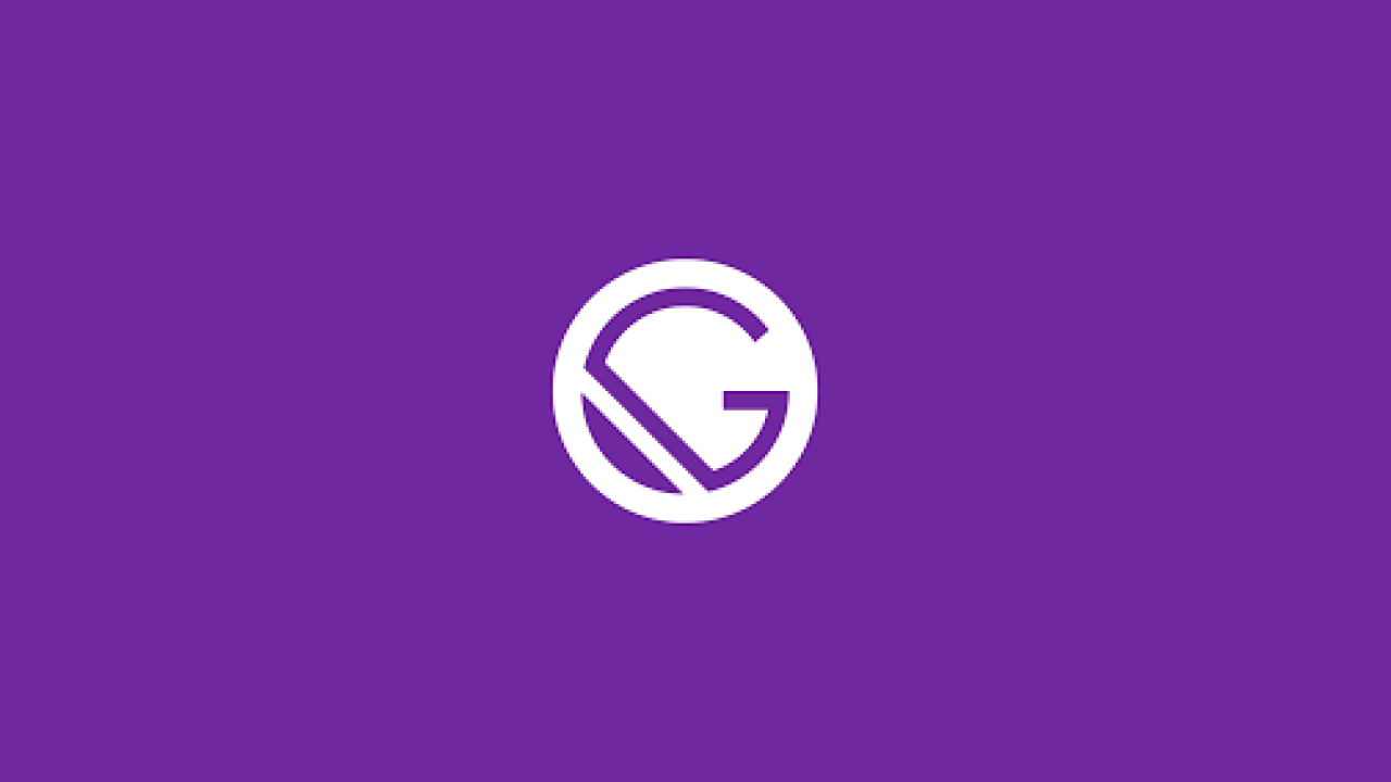 Software.com built with Gatsby