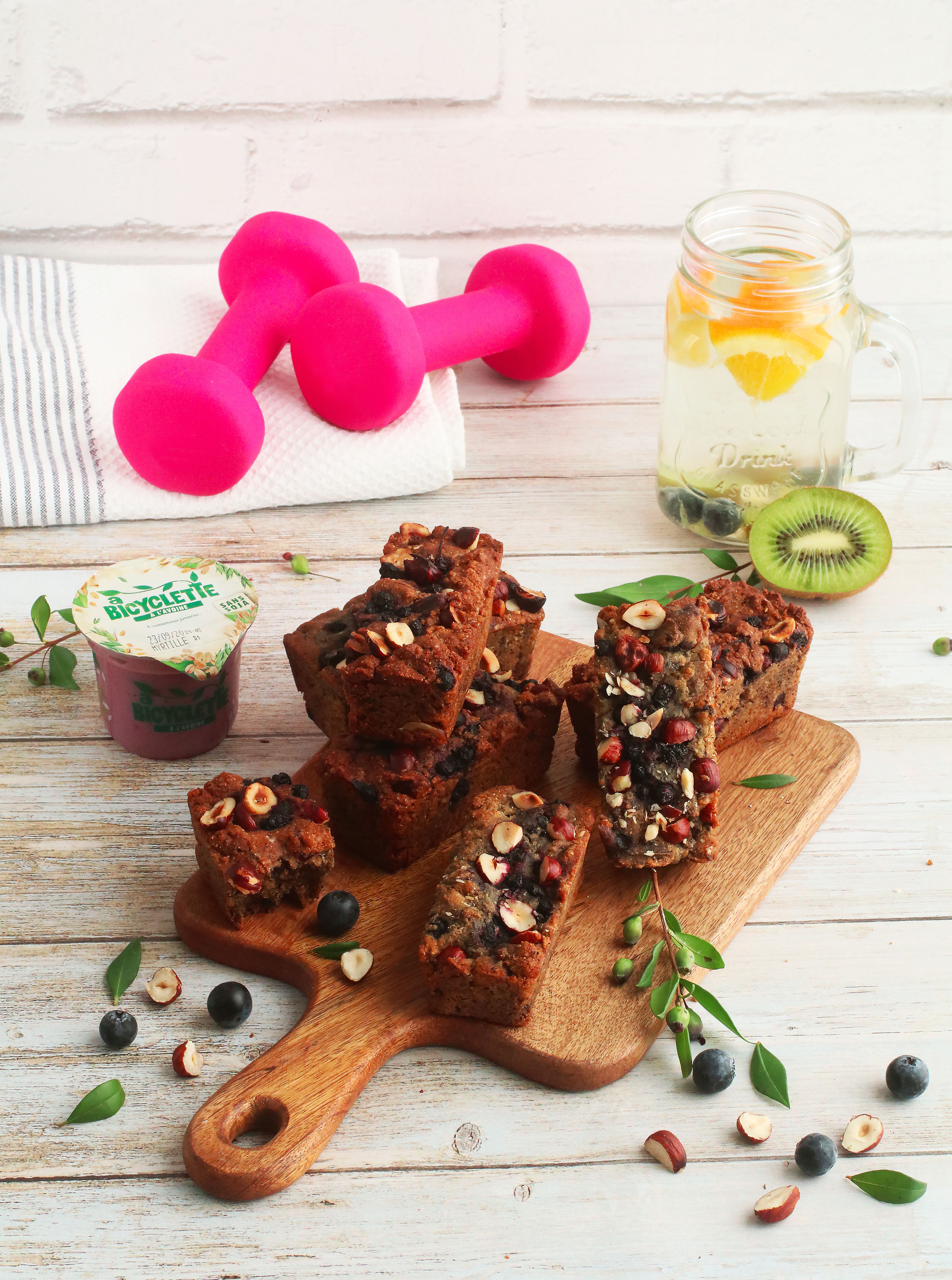 recette : Energy Cake