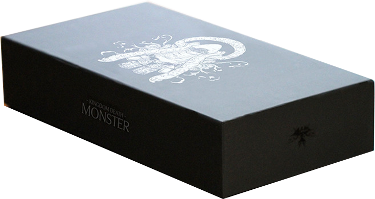 Kingdom Death: Monster Game Box