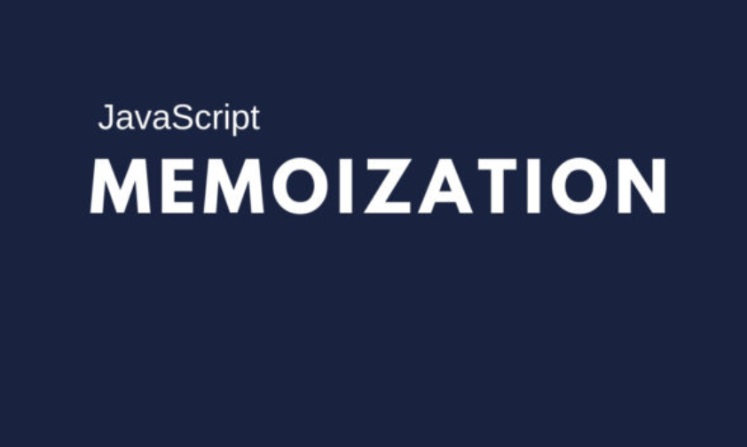 Cover Image for Memoization
