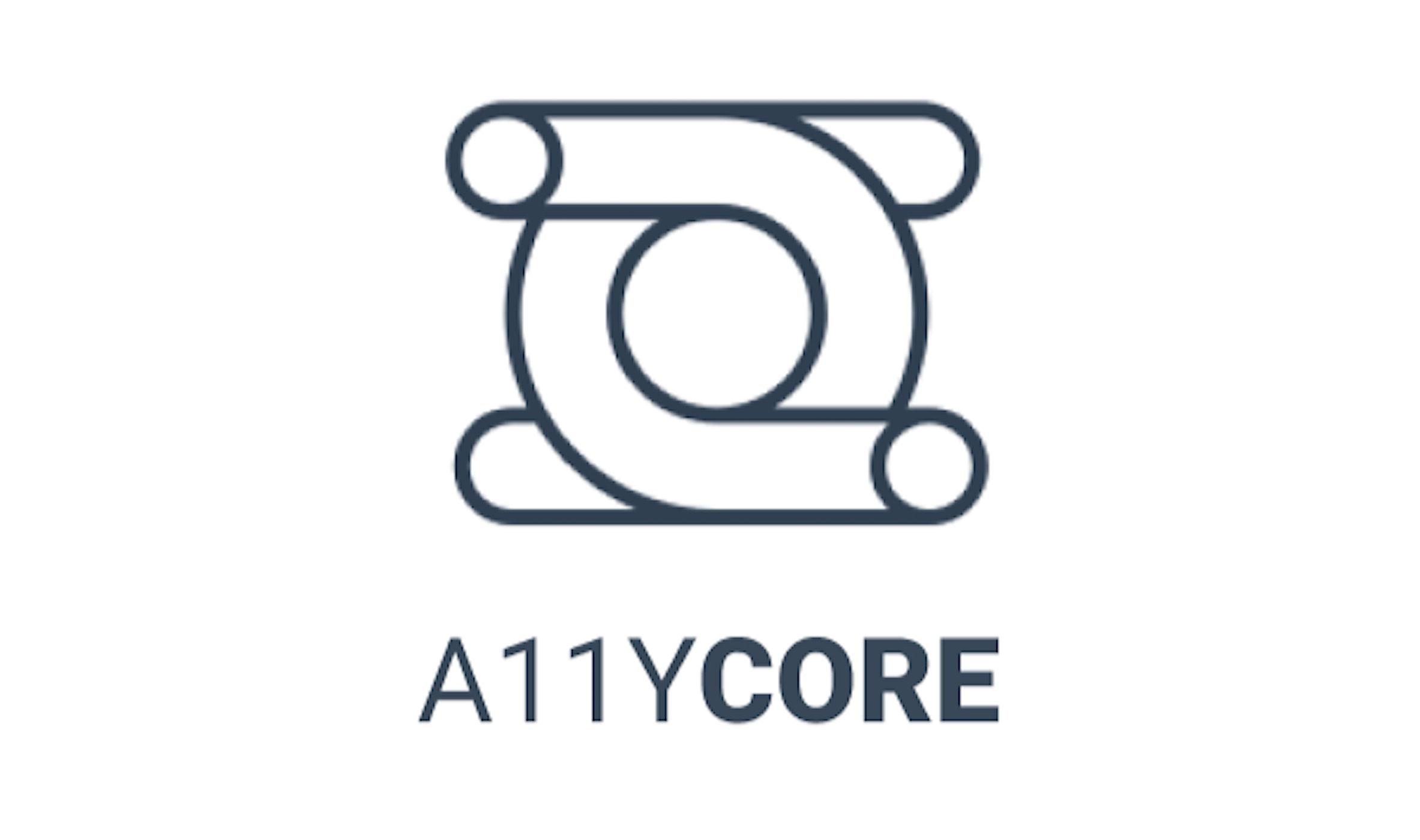 a11ycore logo