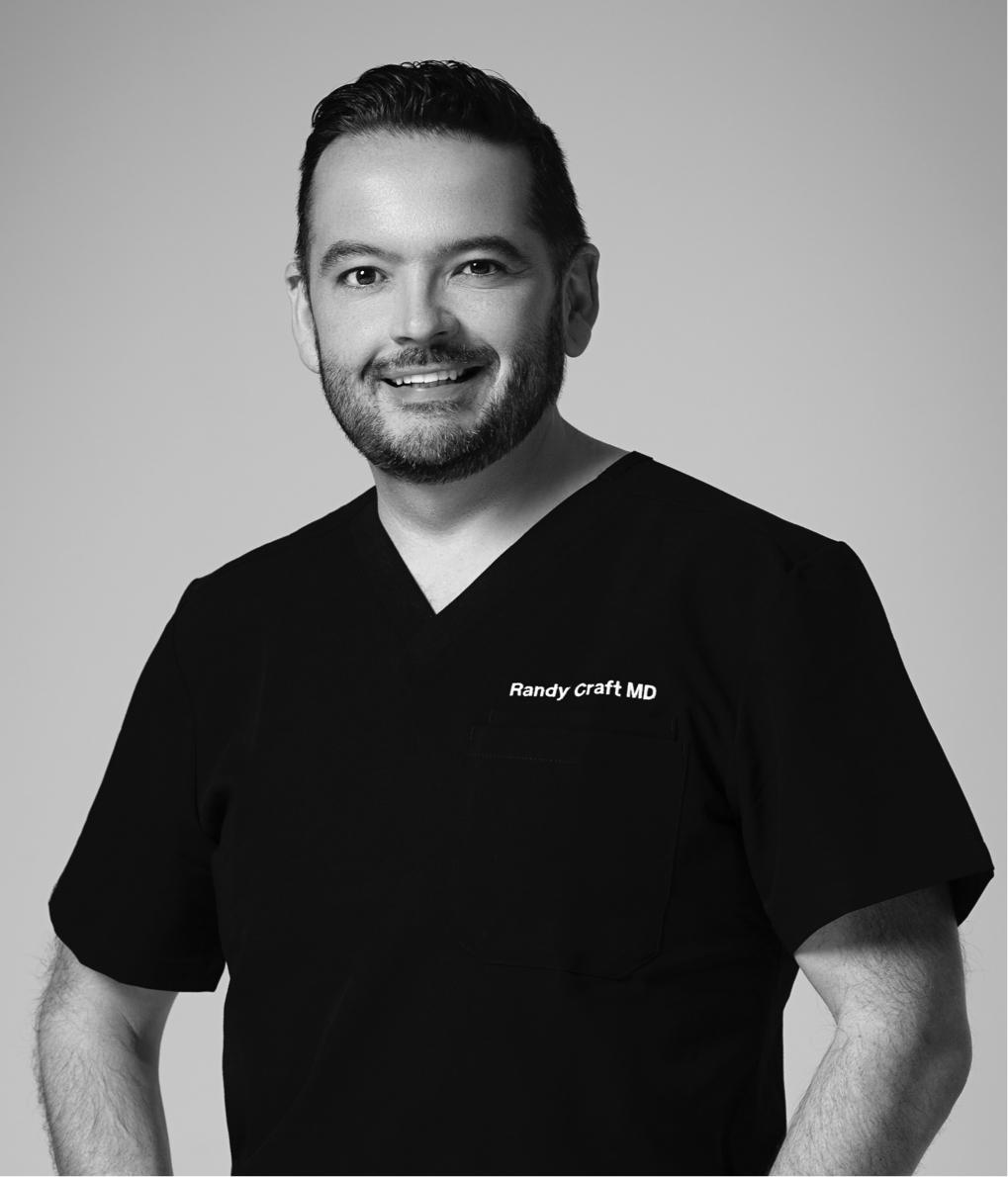 Plastic Surgeon in Phoenix, AZ - Dr. Randall Craft