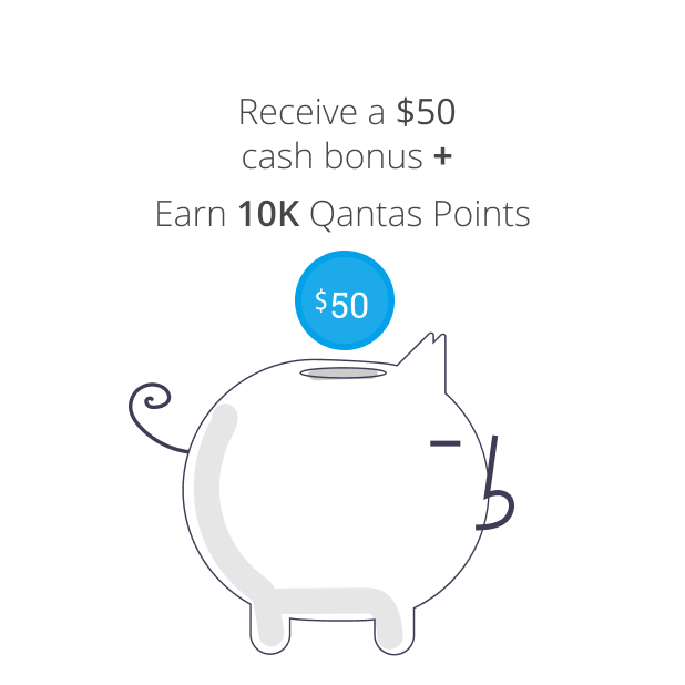 Receive a $50 cash bonus