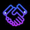 Zusammenarbeit icon