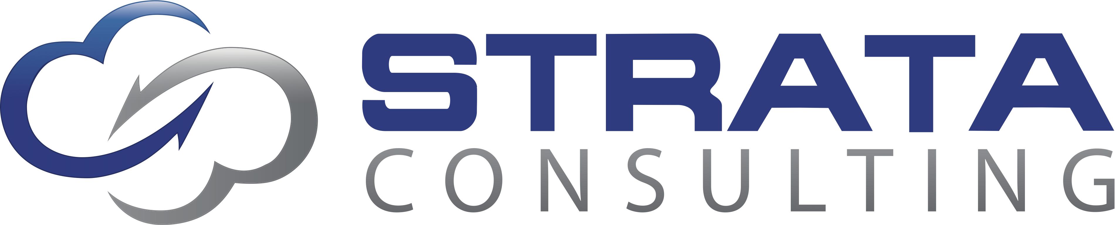 Strata Consulting Logo