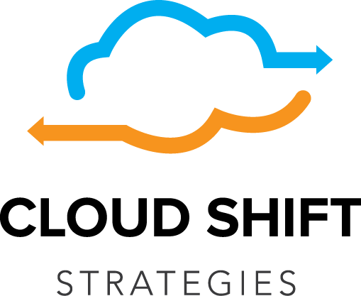 Cloud Shift Strategies Logo