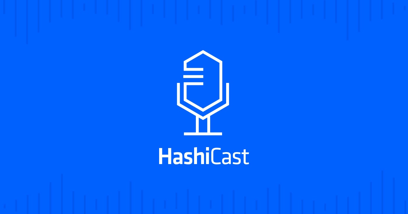 HashiCast Episode 16 - Kubernetes special with the Consul team Image