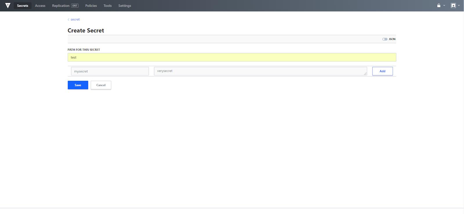 Vault OSS UI Introduction - HashiCorp