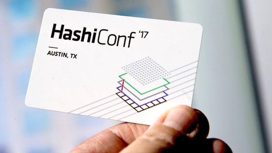 HashiCorp Terraform providers (HashiConf 2017)