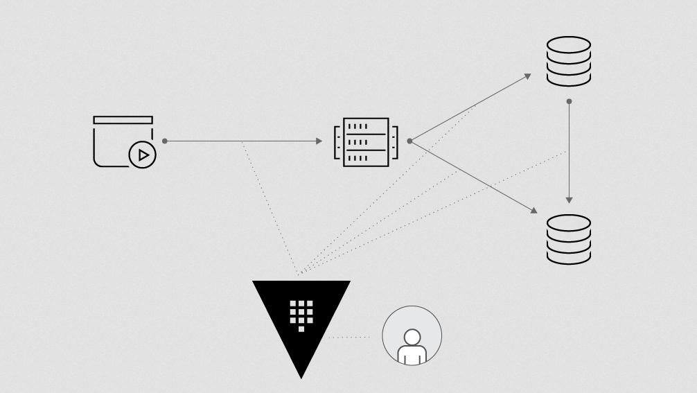 Vault identity diagram
