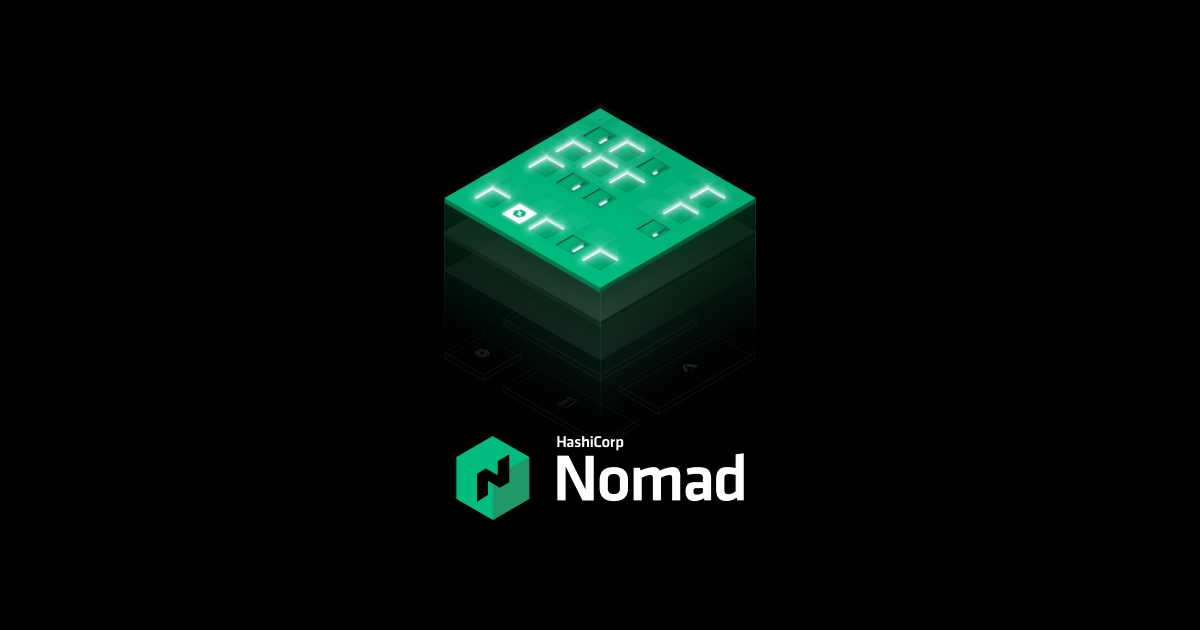 Preview of Nomad 0.11: Task Dependencies Image