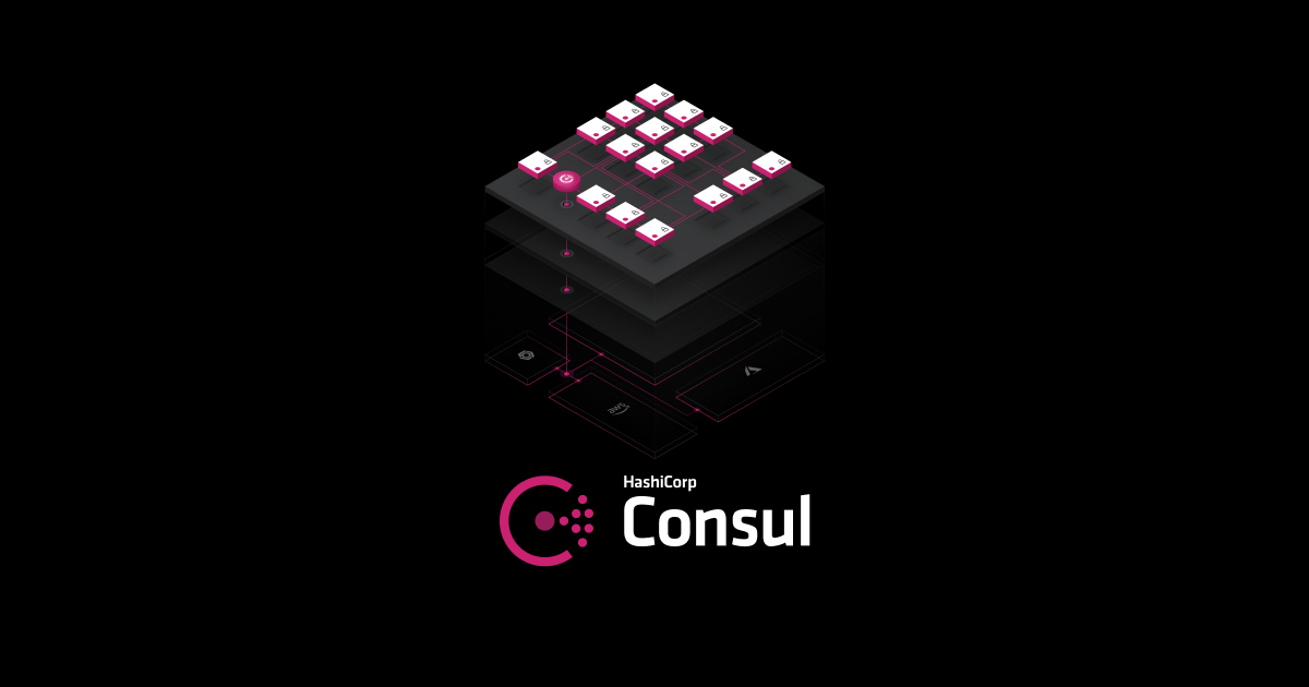 Networking Chef Habitat Apps with Consul Image