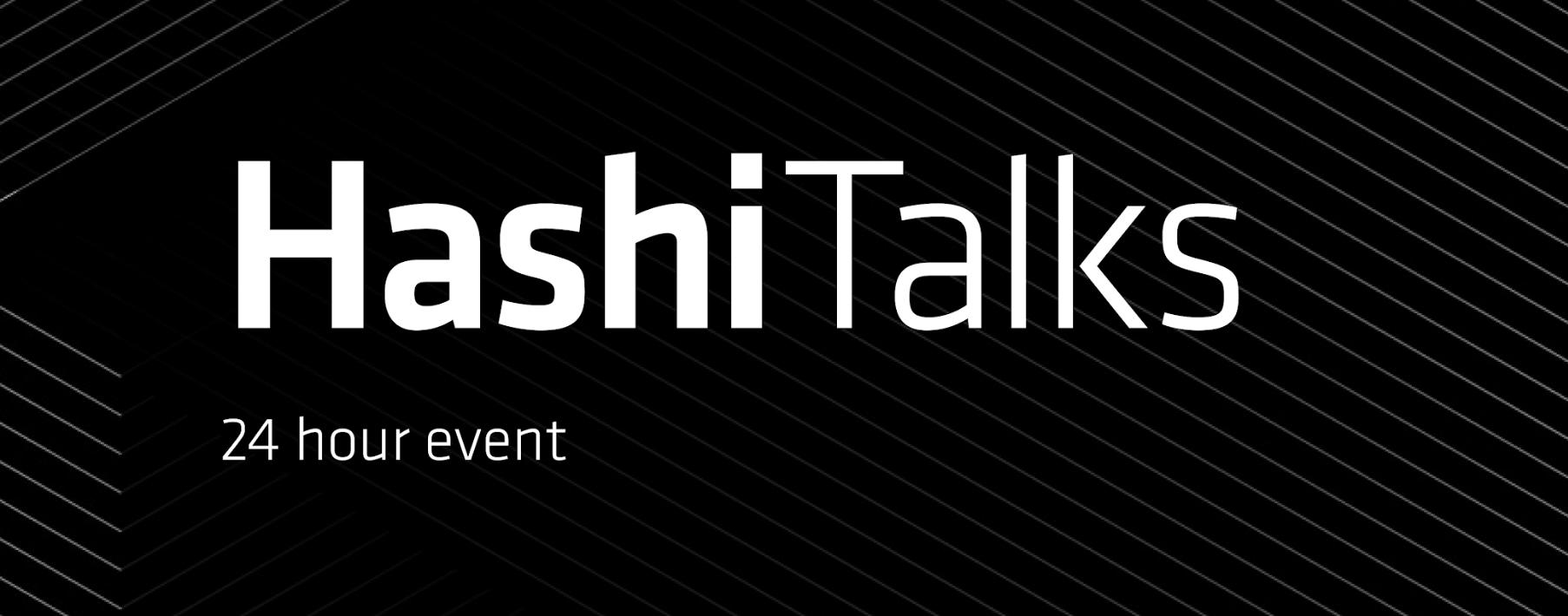 HashiTalks 2019