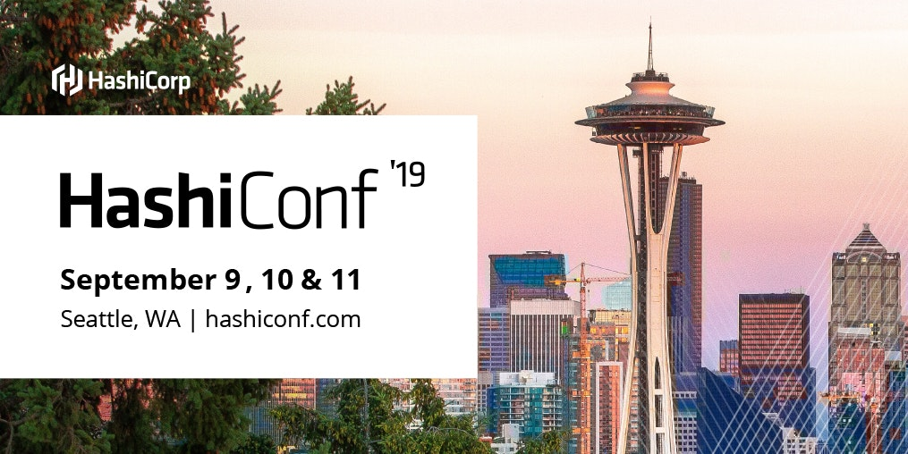 Announcing the Full Schedule for HashiConf in Seattle