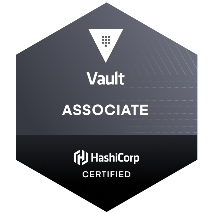 HashiCorp Certification - Vault Associate