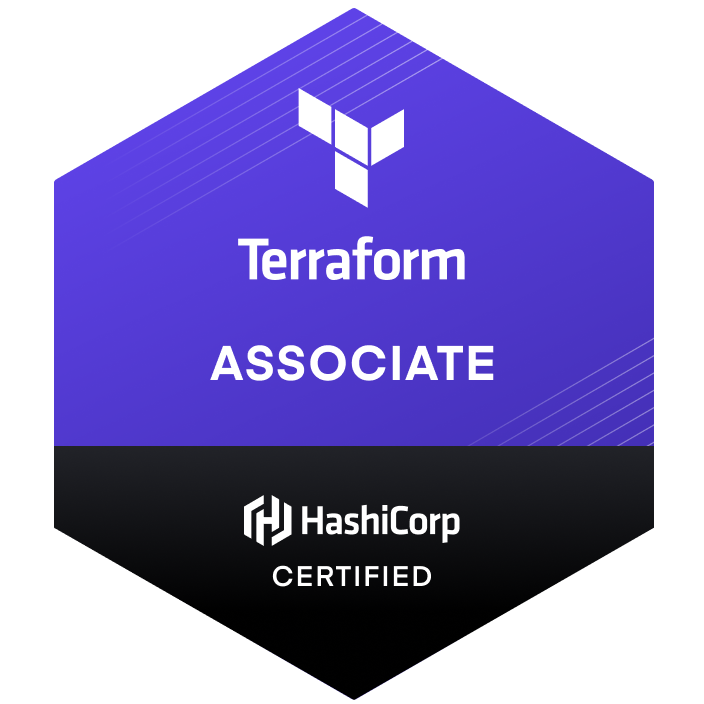 HashiCorp Certification - Terraform Associate