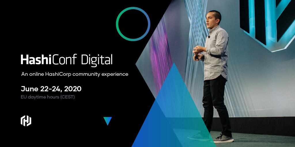 HashiConf Digital June 2020 - Opening Keynote Image