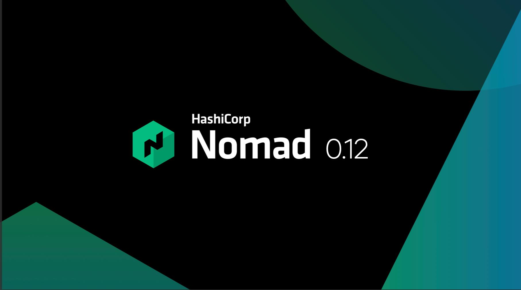 Keynote: Announcing Nomad 0.12 Image