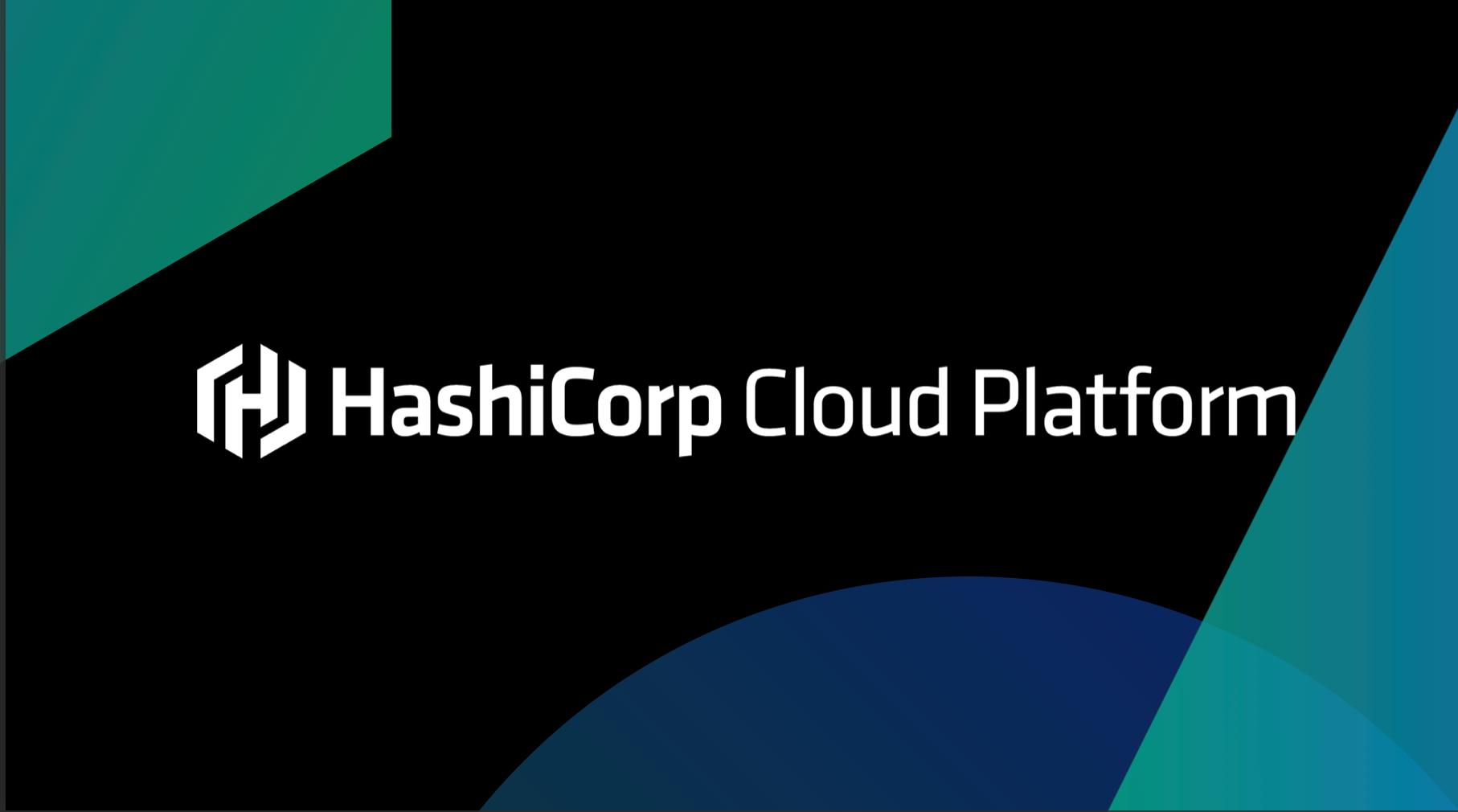 HashiConf Digital Keynote - HashiCorp Cloud Platform Announcement Image