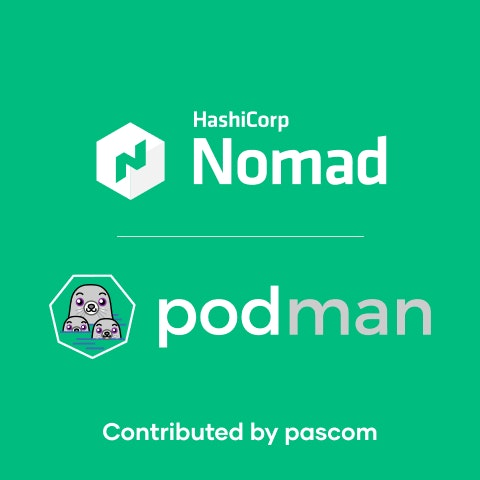 Innovating Infrastructures with HashiCorp Nomad and Podman