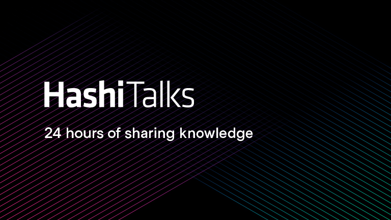 Open Sourcing HashiTalks' Project Plan