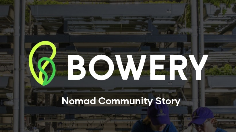 Connecting Farms and Growing Plants at Bowery Farming with Nomad and Consul Image