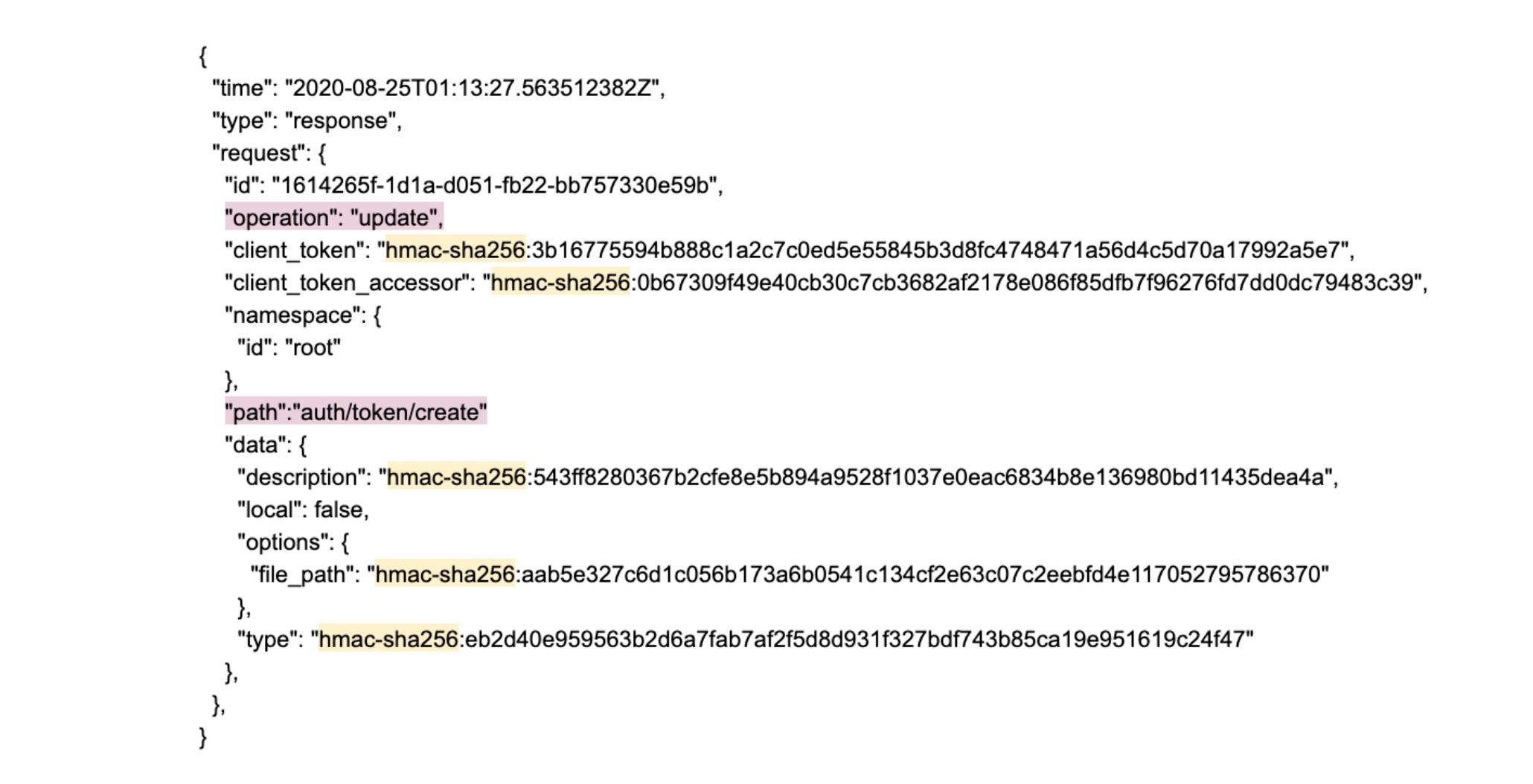 Vault AIDE code