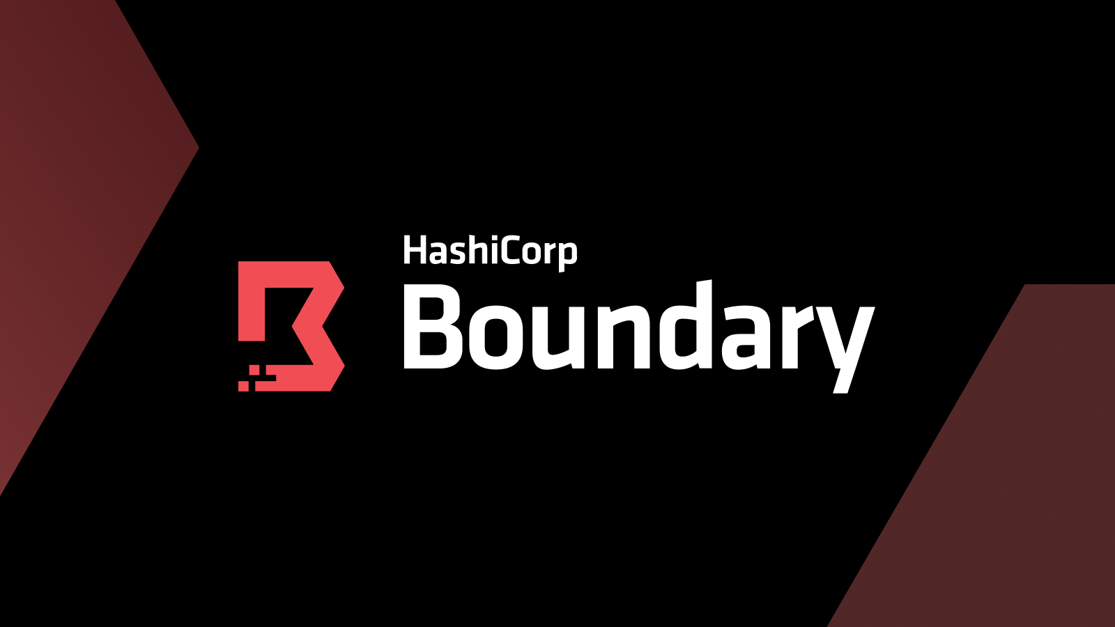 Announcing HashiCorp Boundary
