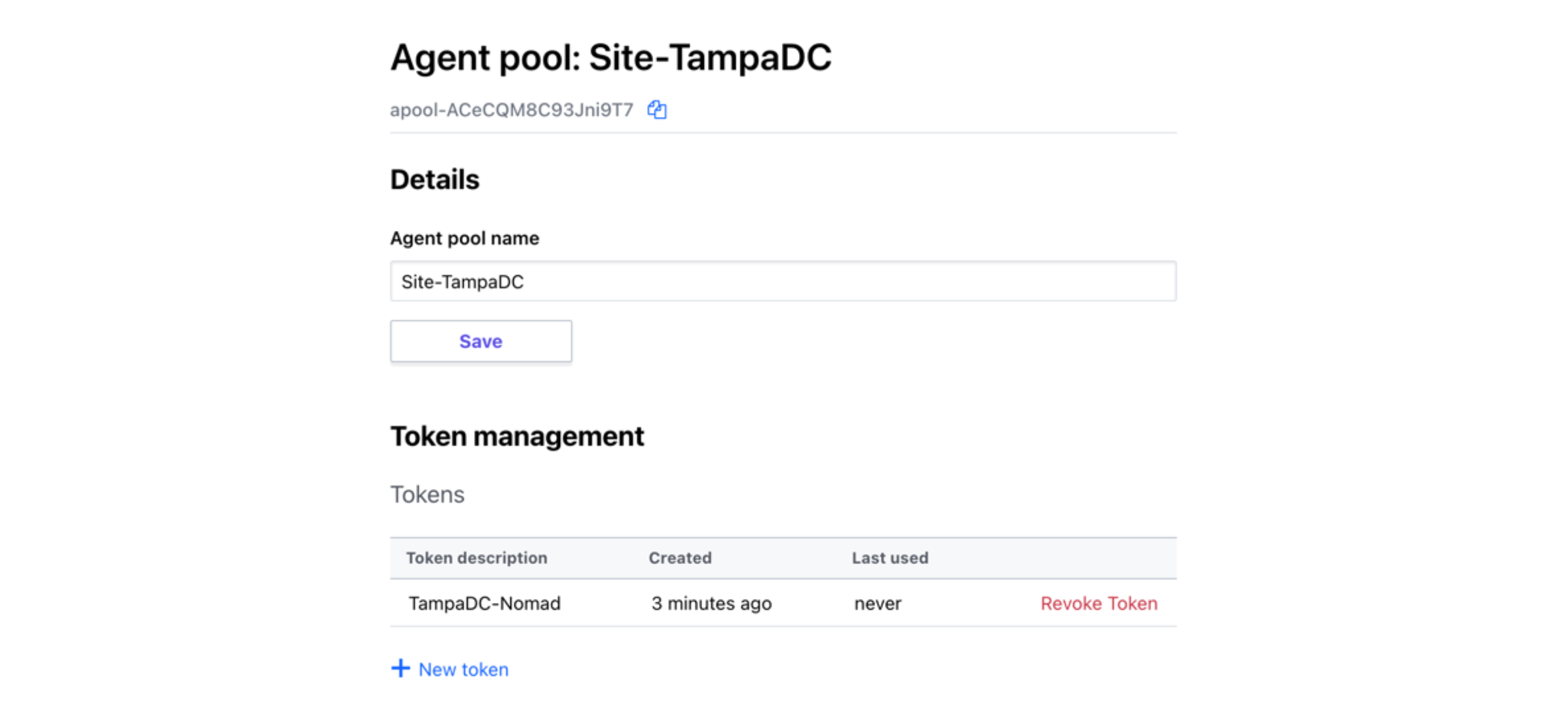 agent pool site tampa