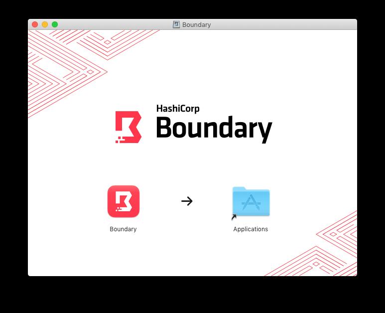 Boundary Desktop