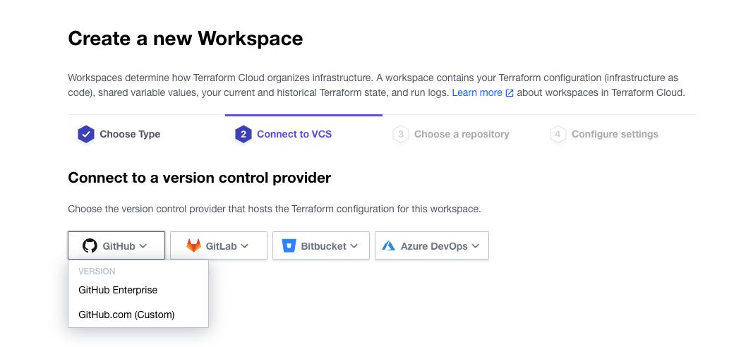 New workspace GitHub setup.