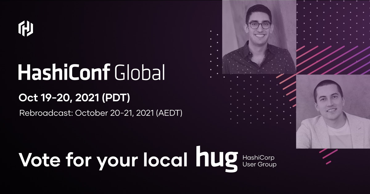 Vote for your local hashicorp user group