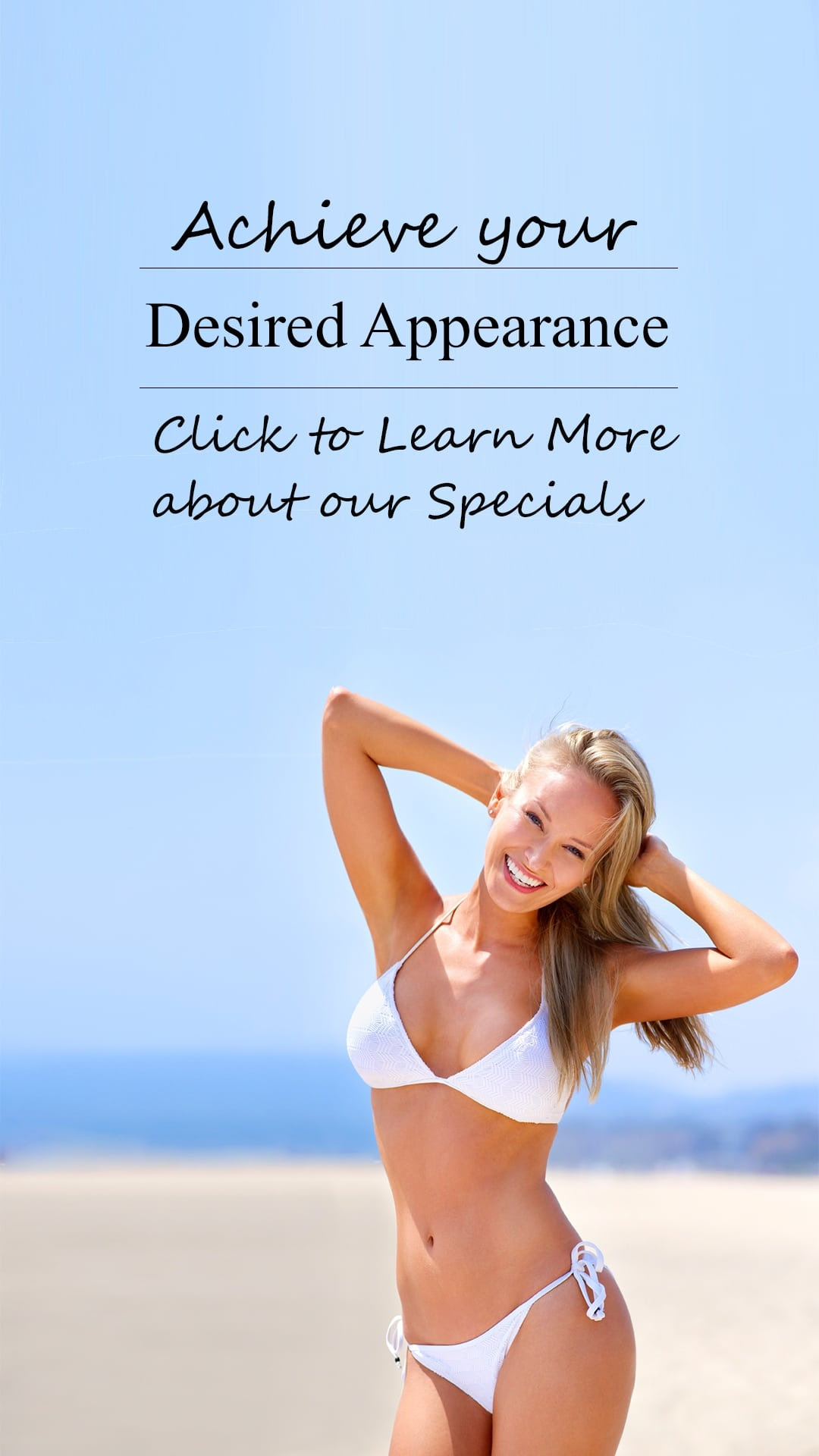 Please call board-certified Houston plastic surgeon Dr. Michael Eisemann at 713-766-0071 to learn about our summertime plastic surgery specials including $500 off silicone breast implants