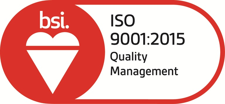 ISO 9001:2015 Quality Management Mark