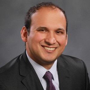 Headshot of Debashis Ghosh