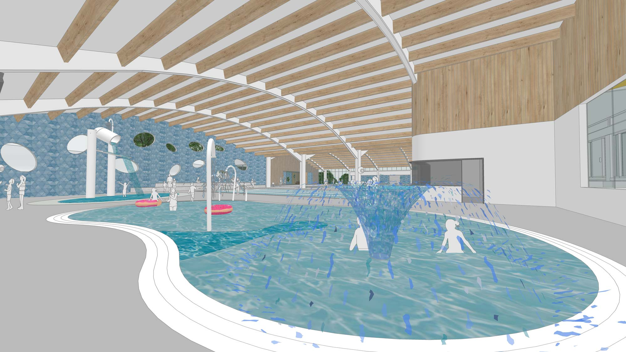 Willoughby Leisure Centre DA submitted
