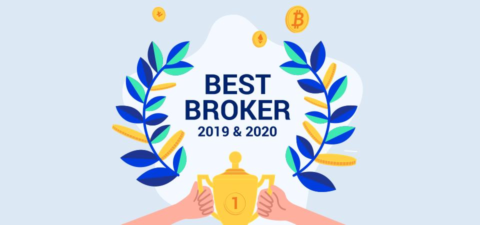 LiteBit élu meilleur courtier crypto pour la deuxième année de suite