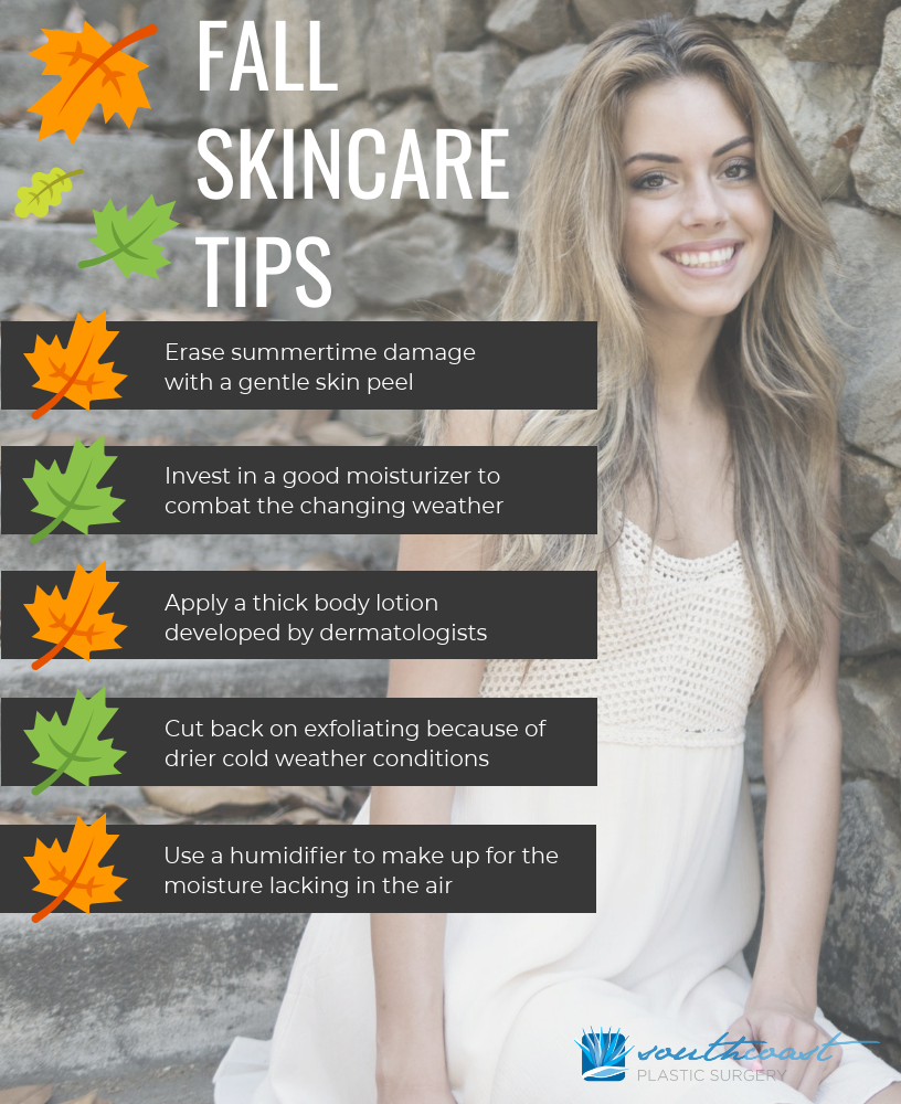 Top Skincare Tips For Fall