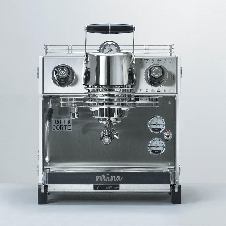 Dalla Corte Mina pressure profiling espresso machine