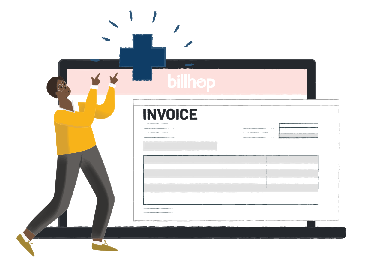 Add your invoices