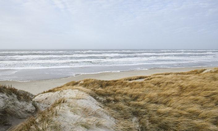 Strand og klitter